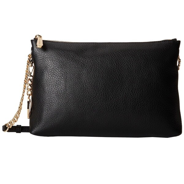 MICHAEL Michael Kors Jet Set Chain Top Zip Leather Messenger