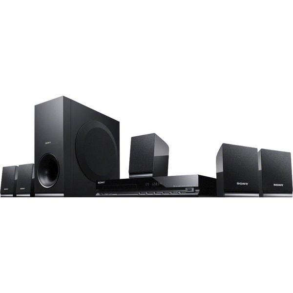 Sony DAVTZ140 DVD Home Theater System (Refurbished)
