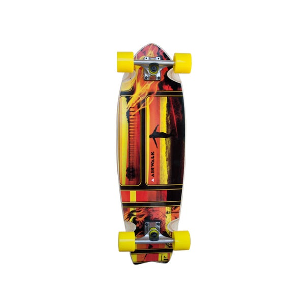 "Airwalk 30"" Cruiser Board - Surf Trippin"