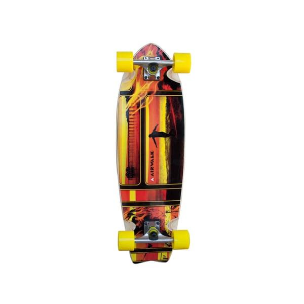 """Airwalk 30"""" Cruiser Board - Surf Trippin"""