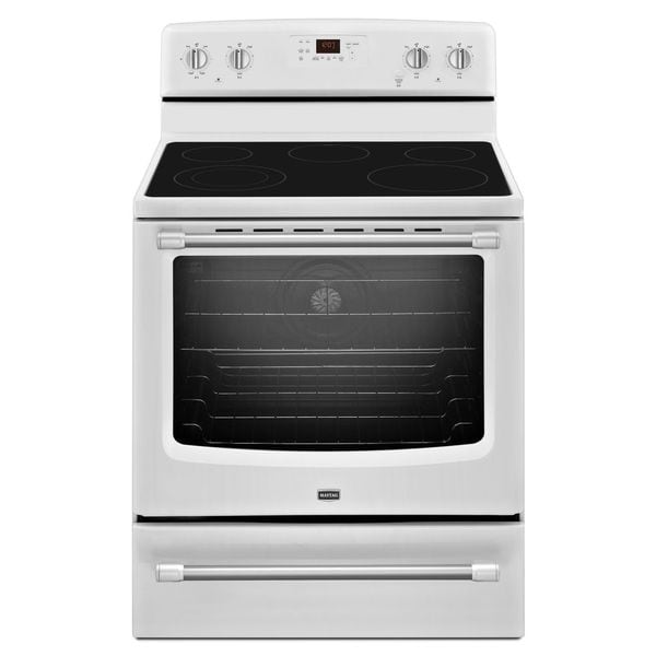 30 Inch Electric Range With Convection Oven