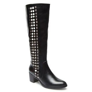 Ann Creek Women's 'Aero' Rhinestone and Stud Boots