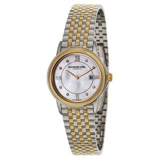 Raymond Weil Women's 5966-STP-00995 Gold Watch