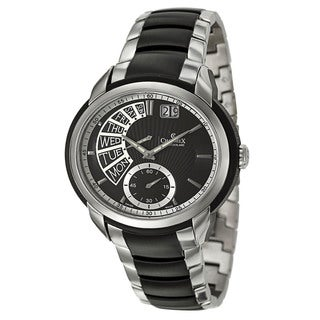 Charmex Men's 2371 Stainless Steel Watch