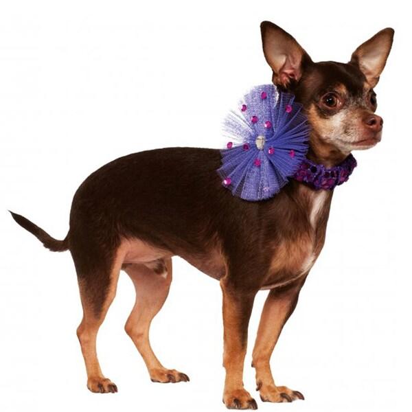 Rubies Pet Sequin Necklace