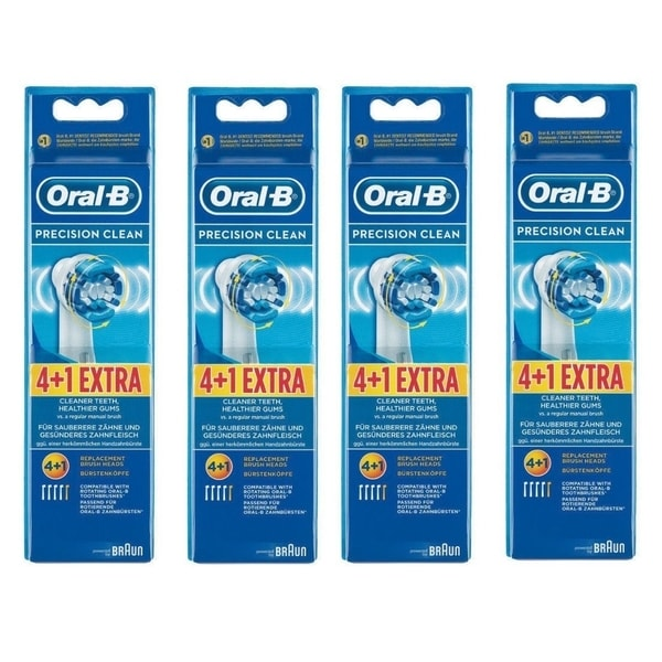 Oral-B Precision Clean Replacement Brush Heads