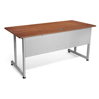 Scratch-resistant Modular Steel 30-inch x 60-inch Desk/Worktable