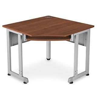 5-Sided 24-inch x 24-inch Corner Table