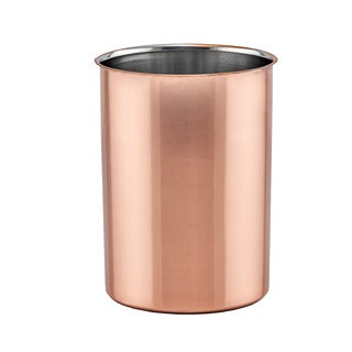 Polished Copper Tool Caddy