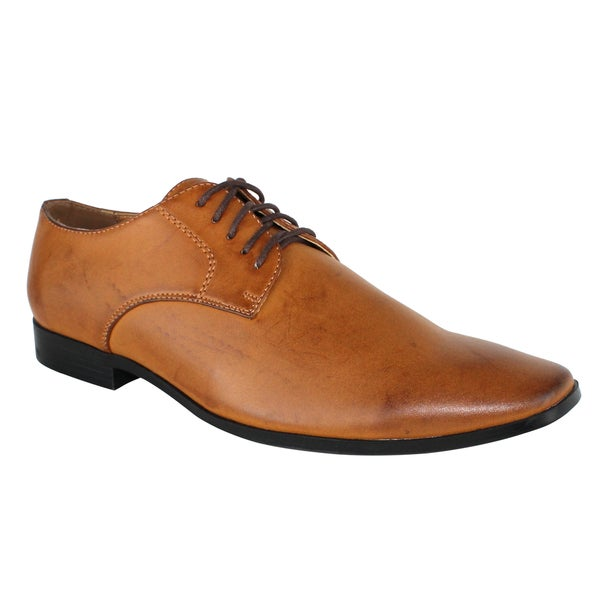 Xray Men's Fulton Plain Toe Lace-Up Shoes