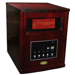 Sunheat Thermal Wave TW1460 Cherry Electric Portable Infrared Heater