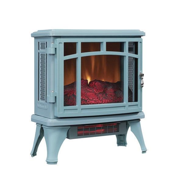 Duraflame Dfi 8511 06 Turquoise Infrared Quartz Electric