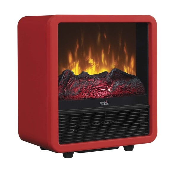 Duraflame DFS-300-BPRA004 Red Personal Space Heater - 17763012