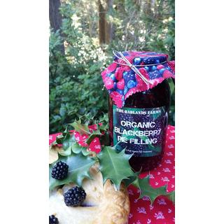 The Badlands Organic Wild BlackBerry Pie Filling and Topping (1 quart)