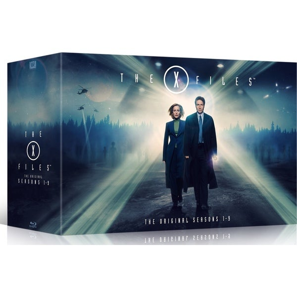 X-Files Collector's Set (Blu-ray Disc) 16518418