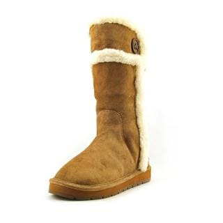 Michael Michael Kors Women's 'Winter Tall Boot' Regular Suede Boots