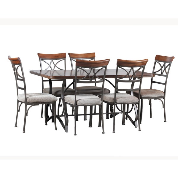 Oh! Home 7-Piece Limerick Dining Set