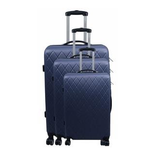 Jean Louis Scherrer Ursula 3-piece Hardside Spinner Luggage Set