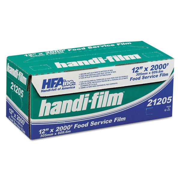 Handi-Foil of America Handi-Film Clear Standard Cling Film