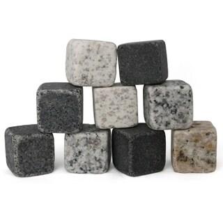9-Piece Whiskey Stone Set