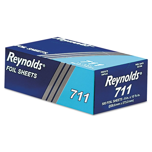 Reynolds Wrap Pop-Up Interfolded Aluminum Foil Sheets (Box of 500)