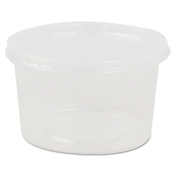 WNA Deli Clear Containers (Pack of 500)