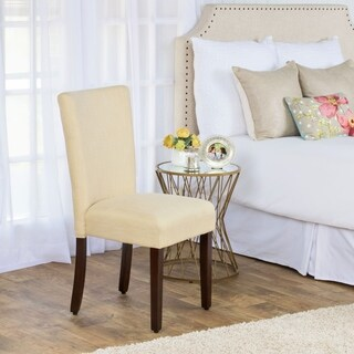 HomePop Glenbrier Daisy Textured Parson Dining Chair - Single