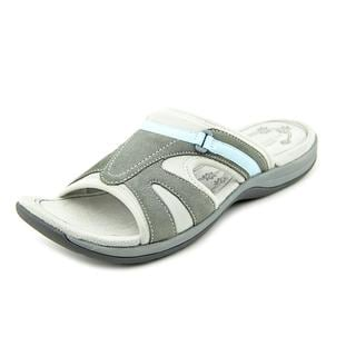 Easy Spirit Women's 'Sahara' Regular Suede Sandals