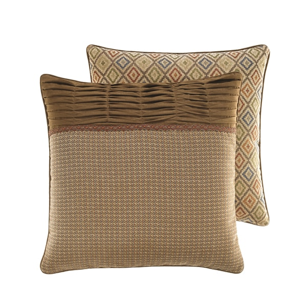 Croscill Home Salida Brown/Gold European Sham