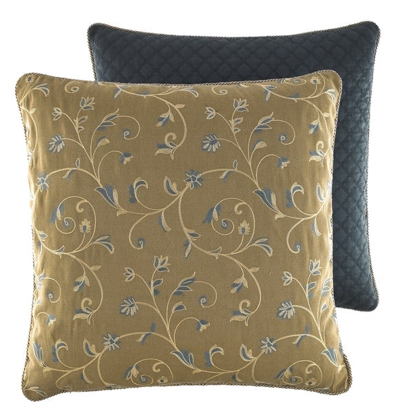 Croscill Home Orleans Gold/Grey European Sham