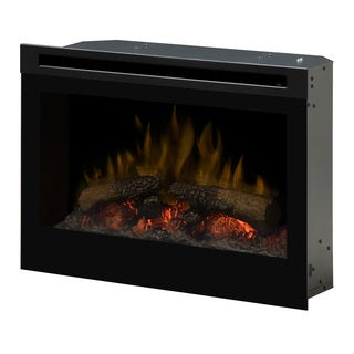 "Dimplex North America 25"" Self-trimming Electric Fireplace"