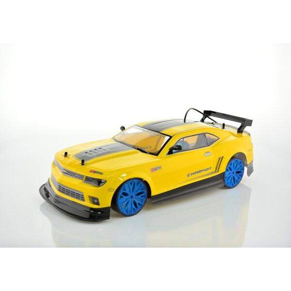 Cis-886 Yellow 1:10 R/ C Drift Car