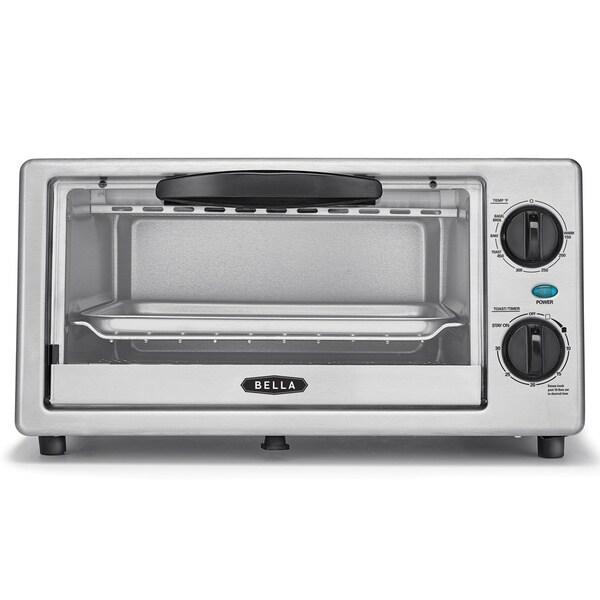Bella 4-Slice Toaster Oven (16521053 BLA14413 Sensio) photo