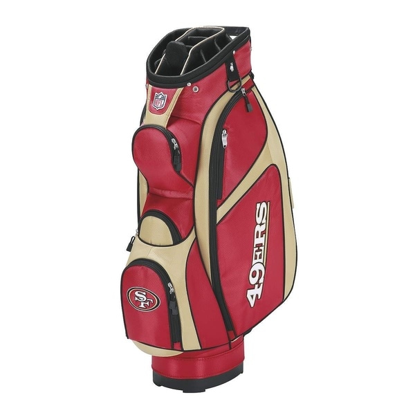 NFL Cart Bag SF 49 ers