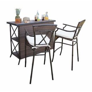 Panama Jack Rum Cay 3-piece Bar Set