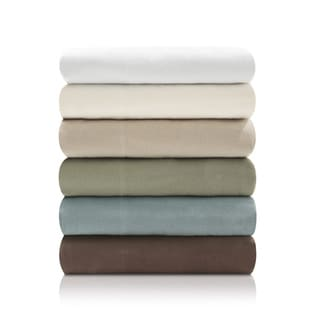 Woven Ultra-Soft Portuguese Flannel Sheet Set