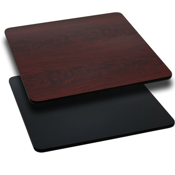 "42"" Square Table Top with or Reversible Laminate Top"