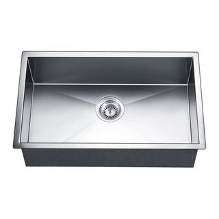 Dawn Undermount Single Bowl Square Sink