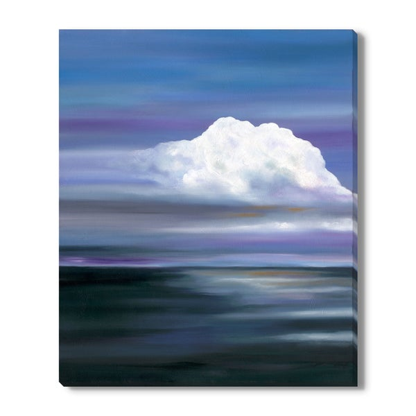 The Cloud Print by Marie Meyer on Canvas Gallery Wrap