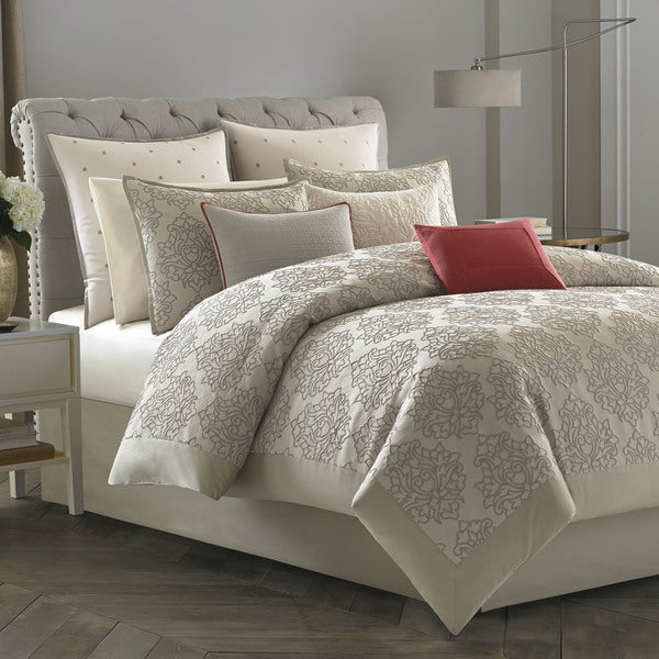 Wedgwood Grand Damask Comforter Set