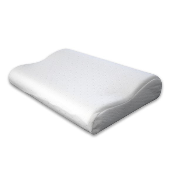 Somette Memory Foam Contour Pillow