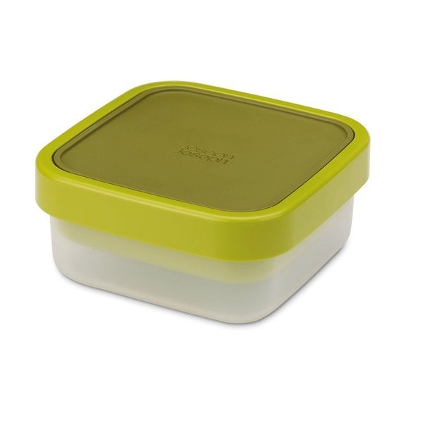 Joseph Joseph GoEat Compact 3-in-1 Salad Box Green