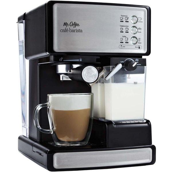 Mr. Coffee Cafe Barista (Black)