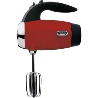 Sunbeam Heritage Series Metallic Red Hand Mixer