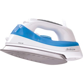 Sunbeam Simple Press White/ Blue Iron