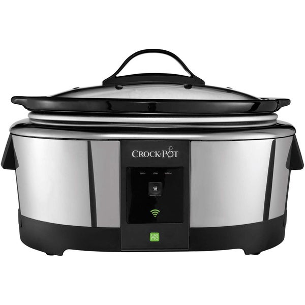 Crock-Pot 6-quart Smart Slow Cooker with WeMo