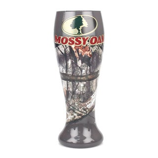 Mossy Oak Green Pilsner Beer Glass (Set of 4)