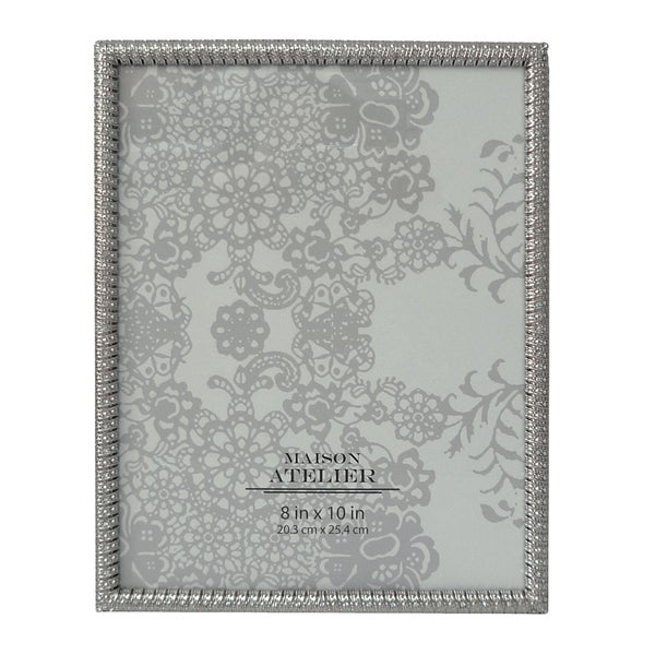 Cast Bejeweled Picture Frame