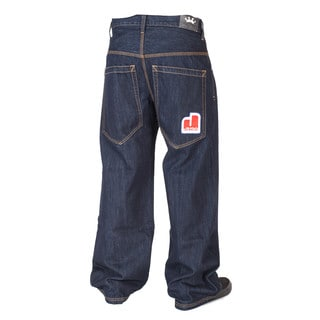 JNCO Rinse Wash Half Pipes