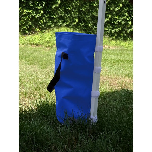 Blue Canopy Sand Bags (Pack of 4)
